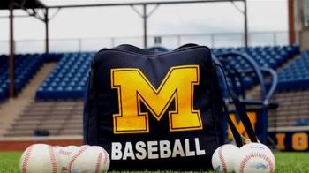 Michigan Athletics TV Spot, 'Be a Part of the Team' - Thumbnail 7