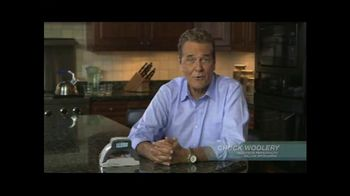 Willow Curve TV Spot, 'Try it Risk Free' Featuring Chuck Woolery