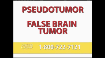 Davis & Crump, P.C. TV Spot, 'Pseudotumor' - Thumbnail 3
