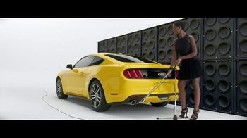 Ford Mustang TV Spot, 'Demands Attention. By Design.' Song by Das EFX - 1863 commercial airings