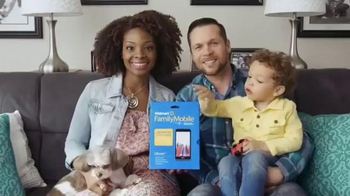 Walmart TV Spot, \'Family Mobile Unlimited Plan\'