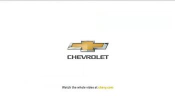 2016 Chevrolet Cruze TV Spot, 'Woodchipper' - Thumbnail 9