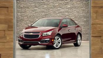 2016 Chevrolet Cruze TV Spot, 'Woodchipper' - Thumbnail 7