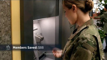 USAA Bank TV Spot, 'Free Checking Accounts' - Thumbnail 2