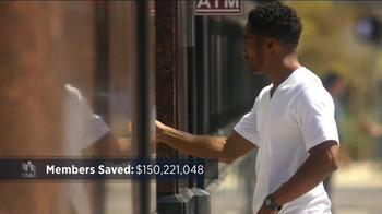 USAA Bank TV Spot, 'Free Checking Accounts' - Thumbnail 4