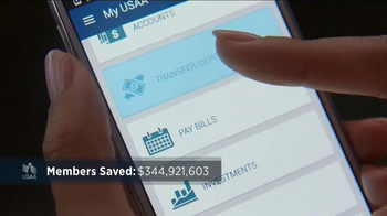 USAA Bank TV Spot, 'Free Checking Accounts' - Thumbnail 6