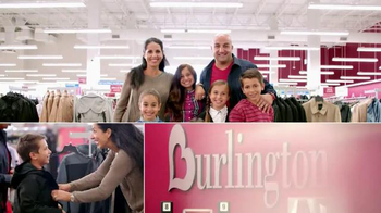 Burlington Coat Factory TV Spot, 'All-Weather Family'