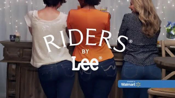 Riders by Lee Jeans Heavenly Touch Denim TV Spot, 'Comfort and Slimming' - Thumbnail 7