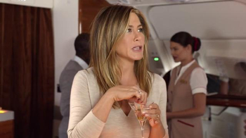 Emirates A380 TV Spot, 'Nightmare' Featuring Jennifer Aniston - Thumbnail 10