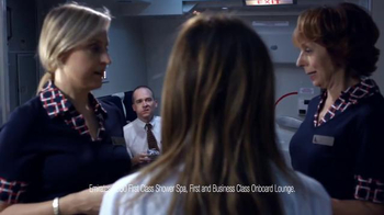 Emirates A380 TV Spot, 'Nightmare' Featuring Jennifer Aniston - Thumbnail 5