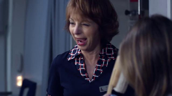 Emirates A380 TV Spot, 'Nightmare' Featuring Jennifer Aniston - Thumbnail 6