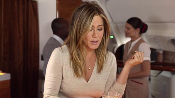 Emirates A380 TV Spot, 'Nightmare' Featuring Jennifer Aniston - Thumbnail 9