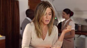 Emirates A380 TV Spot, 'Nightmare' Featuring Jennifer Aniston - Thumbnail 9