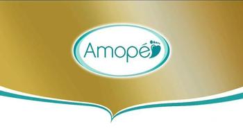 Amopé Pedi Perfect With Diamond Crystals TV Spot, 'Five Million Feet' - Thumbnail 2