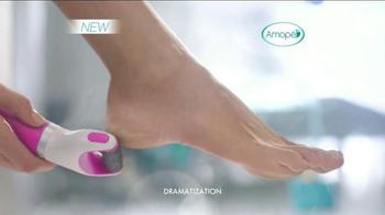 Amopé Pedi Perfect With Diamond Crystals TV Spot, 'Five Million Feet' - Thumbnail 4