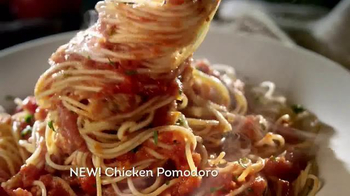 Olive Garden Never Ending Pasta Bowl TV Spot, 'We're Celebrating' - Thumbnail 4