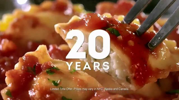 Olive Garden Never Ending Pasta Bowl TV Spot, 'We're Celebrating' - Thumbnail 8