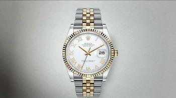 Rolex Datejust TV Spot, 'The Rolex Way: Datejust'