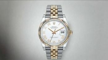 Rolex Datejust TV Spot, 'The Rolex Way: Datejust'