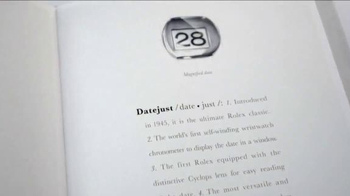 Rolex Datejust TV Spot, 'The Rolex Way: Datejust' - Thumbnail 2