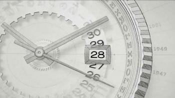 Rolex Datejust TV Spot, 'The Rolex Way: Datejust' - Thumbnail 4