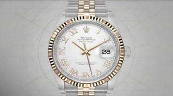 Rolex Datejust TV Spot, 'The Rolex Way: Datejust' - Thumbnail 6