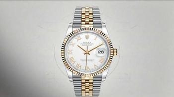 Rolex Datejust TV Spot, 'The Rolex Way: Datejust' - Thumbnail 7