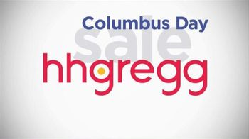 h.h. gregg Columbus Day Sale TV Spot, 'Appliances'