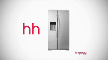 h.h. gregg Columbus Day Sale TV Spot, 'Appliances' - Thumbnail 2