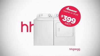 h.h. gregg Columbus Day Sale TV Spot, 'Appliances' - Thumbnail 4