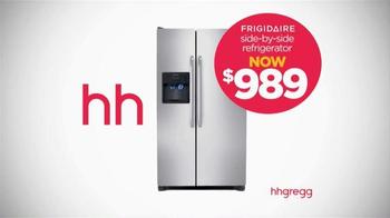 h.h. gregg Columbus Day Sale TV Spot, 'Appliances' - Thumbnail 6