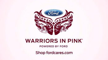 Ford Warriors in Pink TV Spot, 'NCIS: Pauley Perrette' - Thumbnail 4