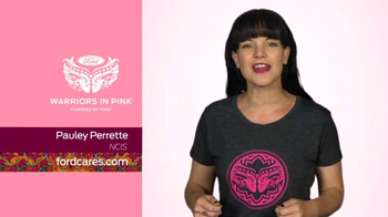 Ford Warriors in Pink TV Spot, 'NCIS: Pauley Perrette' - Thumbnail 3