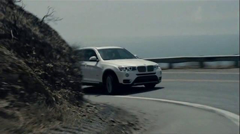 2015 BMW X3 TV Spot, 'The Road Around You' - Thumbnail 2