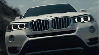 2015 BMW X3 TV Spot, 'The Road Around You' - Thumbnail 3