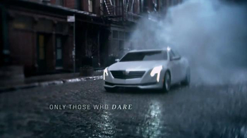 Cadillac TV Spot, 'The Daring: Jason Wu' - Thumbnail 4