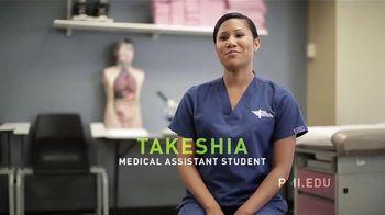 Pima Medical Institute TV Spot, 'Takeshia Seward: Why Pima, Why Now?'