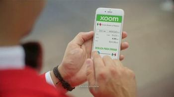 Xoom TV Spot, 'Mario Díaz recomienda Xoom' canción de Sonora Santanera - Thumbnail 6