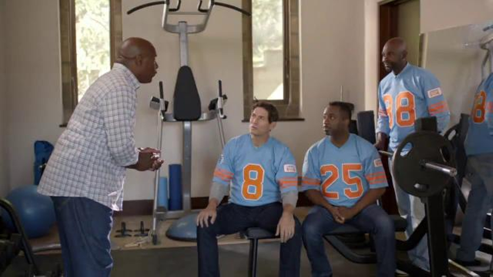 AT&T TV Commercial, 'Profile Pic' Featuring Bo Jackson, Jerry Rice, Steve Young
