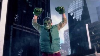 Marvel Avengers: Age of Ultron Hero Gear TV Spot, 'Super Hero Spectacular'