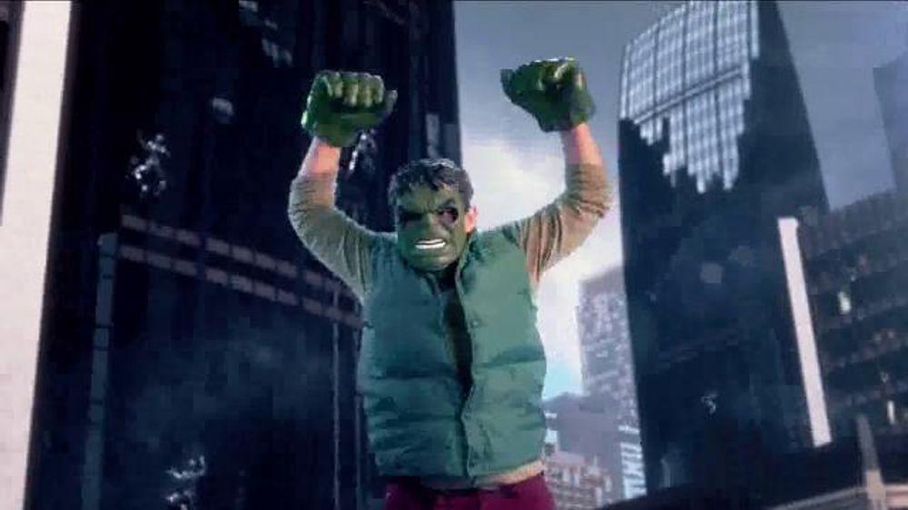 Marvel Avengers: Age of Ultron Hero Gear TV Commercial, 'Super Hero Spectacular'