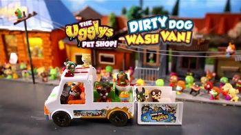 The Ugglys Pet Shop Dirty Dog Wash Van TV Spot, 'Wash Day'