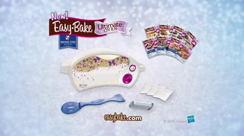 Easy Bake Ultimate Oven Baking Star Edition TV Spot, 'Look What You Can Make' - Thumbnail 5