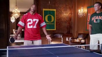 Nissan TV Spot, 'Heisman House: Quick Change: Marcus vs. Eddie' - Thumbnail 6