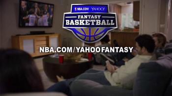 NBA.com Fantasy TV Spot, 'Fantasy Basketball' - Thumbnail 6