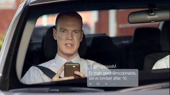 McDonald's TV Spot, 'We Hear You' - 206 commercial airings