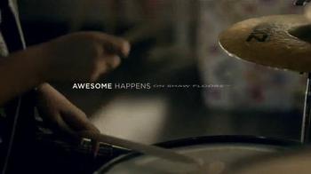Shaw Flooring TV Spot, 'Drummer' - Thumbnail 7