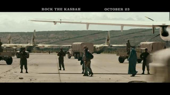 Rock the Kasbah - Alternate Trailer 5