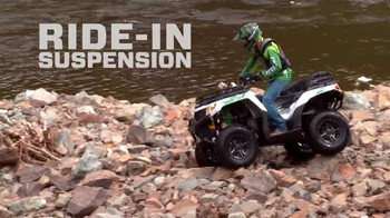 Arctic Cat Alterra TV Spot, 'All Terrains' - Thumbnail 6