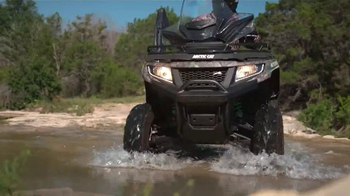 Arctic Cat Alterra TV Spot, 'All Terrains' - Thumbnail 8